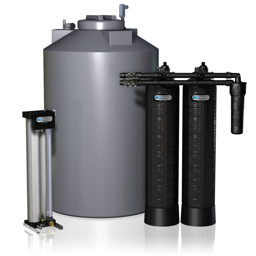 Whole-House Water Filtration